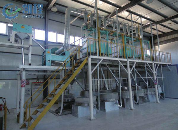 20吨生产线