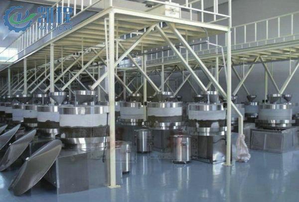 60吨生产线