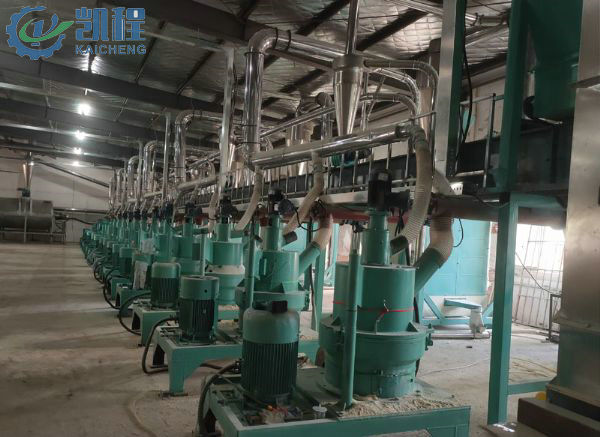木粉加工设备